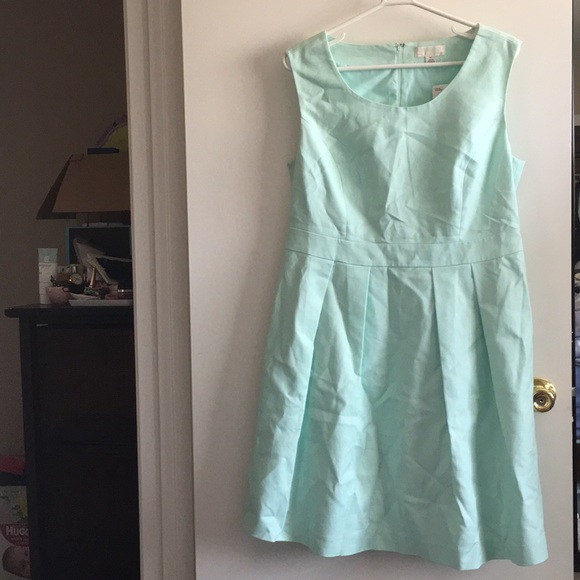 Forever 21 plus size dress mint 1X NWT